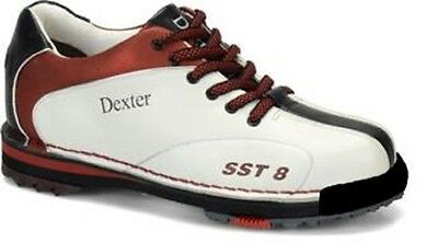 Lady Dexter SST 8 LE Bowling Shoes Interchangeable Soles and Heels Size 9