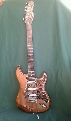 stratocaster jungle made in italy