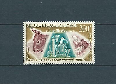 Mali - 1963 Yt 15 Poste Aerienne - Timbre Neuf** Luxe