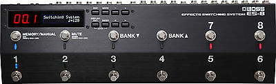 BOSS ES-8 Effects Switching System - Eight Loop Switching System