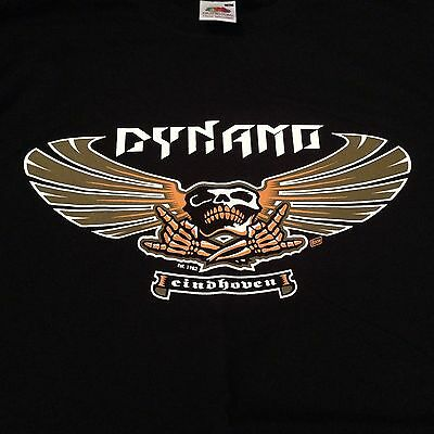 DYNAMO (Legendary club in Holland!!) Official and rare long sleeve top!! MINT!!!