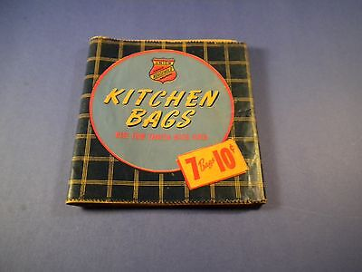 Vintage Union  Kitchen Bag Advertising- Old Store Stock