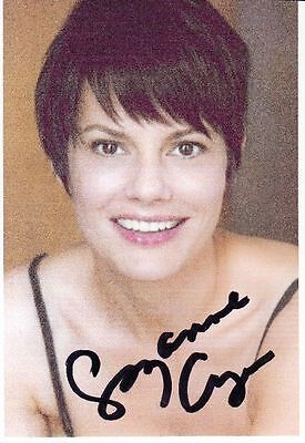 SUZANNE CRYER - orig. sign. AK
