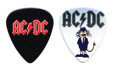 AC/DC Angus Young Caricature Promo Guitar Pick