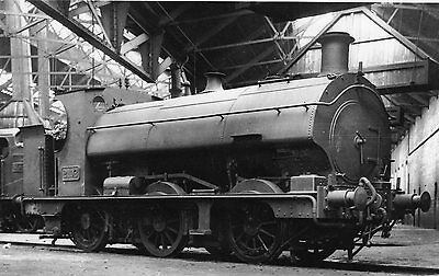 Photo GWR 0-6-0T No 2108 seen at Stourbridge shed  24/4/32