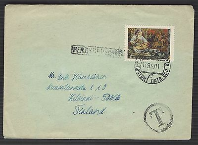 Russia SOVIET  Stamp COVER Postmarks Franking COLLECTION RARE