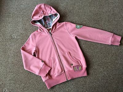 Girls Lovely Next Hooded  Detailed Jacket / Top Age 6 Years