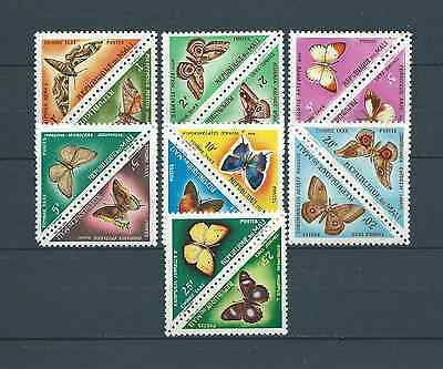 MALI - 1964 YT 7 à 20 TAXES - PAPILLONS - TIMBRES NEUFS** LUXE