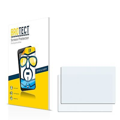 2x BROTECT Screen Protector for Colorfly Pocket HiFi C4 Pro Protection Film