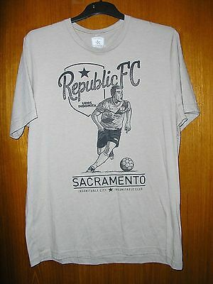 Sacramento Republic FC Football Shirt Training T Shirt size XL 45/47 Official