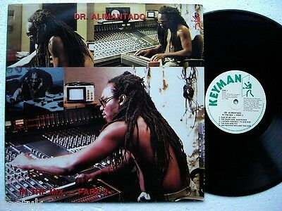 DR ALIMANTADO * In The Mix Part 2 * KEYMAN LP 1987