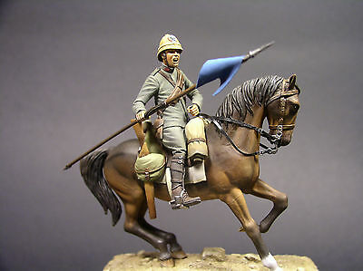 MMA 54-063 - LANCIERE DI FIRENZE FONDUK EL TOKAR LIBIA 1912 - 54mm RESIN KIT