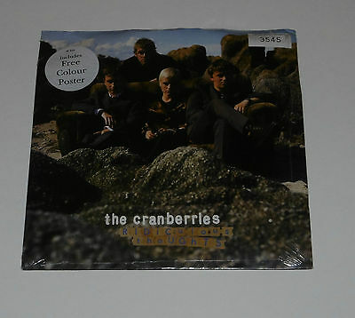 Cranberries - Ridiculous Thoughts - Linger - Poster - Sealed  - Excellent