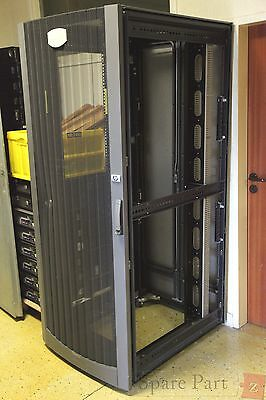 HP 42U 42HE Rack cabinet Server tower Network cabinet used