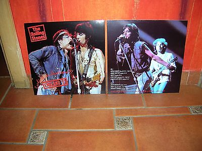 The Rolling Stones - Smokin' On The Soundboard Lp Ultrarare & Great Collector !!