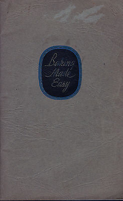 Vintage Baking Made Easy _ Cook Book - Occident Flour