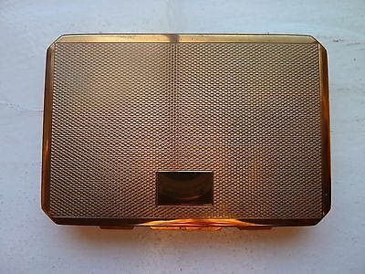Vintage Stratton Rectangular Compact