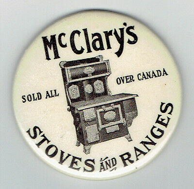 McClary's Stoves and Ranges Pocket Mirror