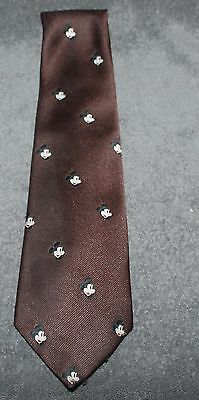 Nice Disney Mickey Mouse Neck Tie By Cervantes #1