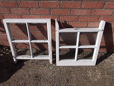 Wooden Sash Window with Clear Glass Collect Only