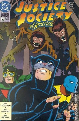 Justice Society of America (1992 2nd Series) #3 VF