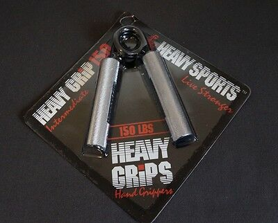 Heavy Grips grip strength trainer 150lbs