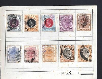 (935810) Small lot, Classical, British Colonies