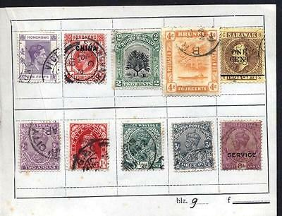 (935793) Small lot, Classical, British Colonies