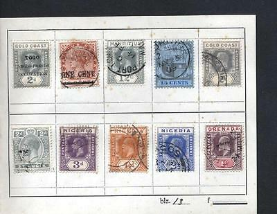 (935807) Small lot, Classical, British Colonies
