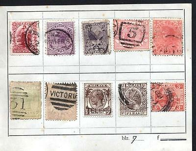 (935791) Small lot, Classical, British Colonies