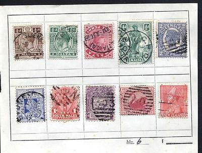 (935790) Small lot, Classical, British Colonies