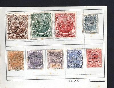 (935806) Small lot, Classical, British Colonies