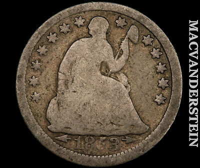1853 Seated Liberty Half Dime- Scarce !! Better Date !! #p2219