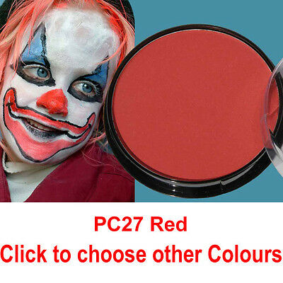Body Paint, Pancake Wet & Dry (Special) (Halloween & Zombie Walk Colours)
