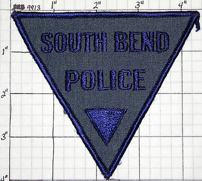 Indiana, South Bend Police Dept Patch