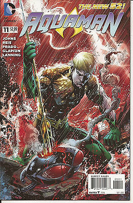 Aquaman # 11 * New 52 * Near Mint