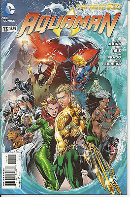 Aquaman # 13 * New 52 * Near Mint