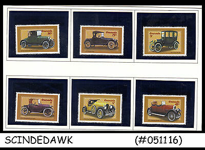 Grenada - 2000 Antigue Automobiles / Vintage Cars - 6V - Mint Nh
