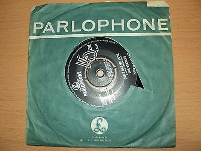 "The Beatles  "" Can't Buy me Love"" 7 inch single  Parlophone Label"