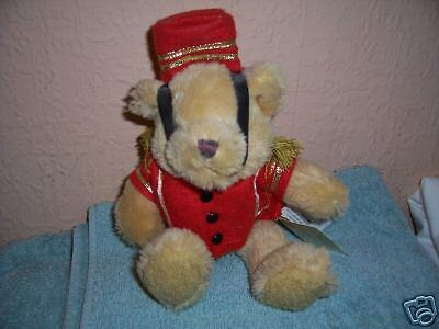 Barney the Bellboy (Teddy Bear Collection)   NEW