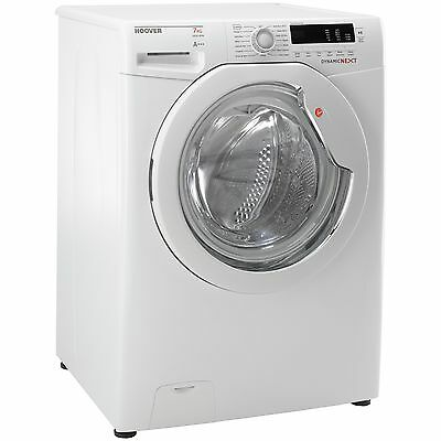 Hoover DXC4E47W3 Free Standing 7KG 1400 Spin Washing Machine - White. From Argos