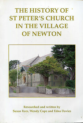 The History of St Peter's Church in the Village of Newton by Cope et al 2010