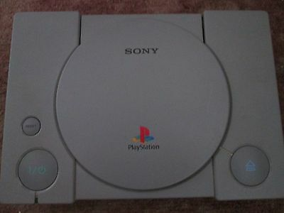 Sony Playstation 1 - PS1 - Console - Tested & Working - Bundle With 15 Games