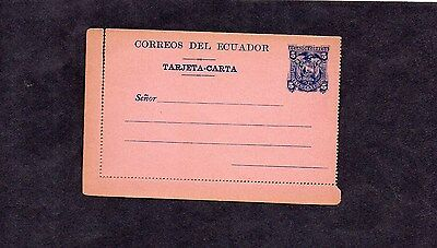 c1890s 5c BLUE P.S.CARD.ALSO A 2c P.S.ENVELOPE FOR UNKNOWN SOUTH AMERICAN COUNTR