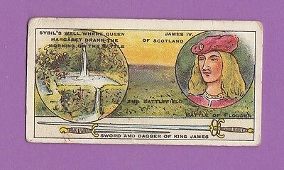 Military  -  F.  &  J.  Smith  -  Battlefields  Of  G.b. - Card  No. 3  -  1913