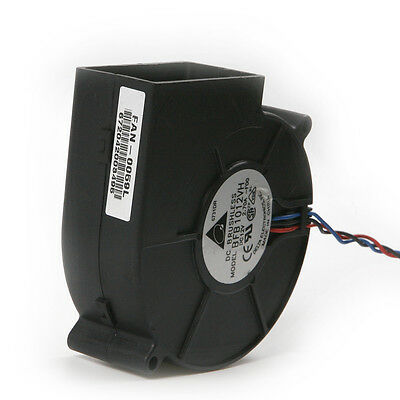 1pcs 4500RPM DC12V  Brushless Blower Fan Air Flow Cooler for Barbecue Stove