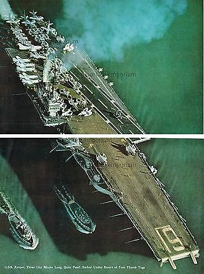 United States Pacific Fleet / U.S. Navy FORCE FOR PEACE Original Bericht v. 1959