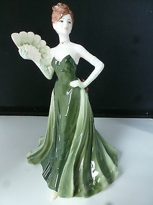 Coalport 'The Willis Collection' Ltd Edition Figurine  1 OF ONLY 500 Produced