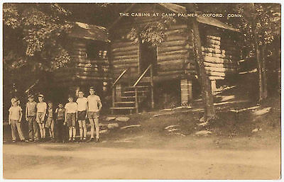 The Cabins at Camp Palmer, Oxford, Connecticut