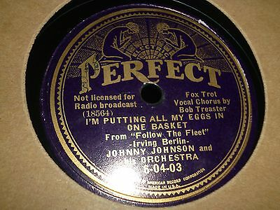 """Collection of  4x Rare DANCE BAND 10"""" 78RPM Gramophone Records 31/29"""